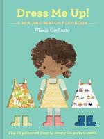 Dress Me Up!: A Mix-and-Match Play Book