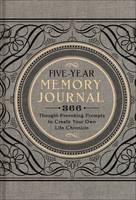 Five Year Memory Journal: 366 Thought...