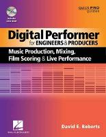 Digital Performer for Engineers and...