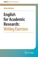 English for Academic Research: ...