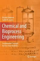 Chemical and Bioprocess Engineering:...