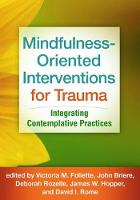 Mindfulness-Oriented Interventions ...