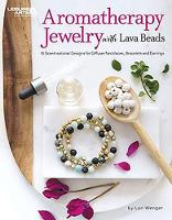 Aromatherapy Jewelry with Lava Beads:...