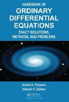 Handbook of Ordinary Differential...