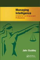 Managing Intelligence: A Guide for ...