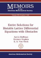 Entire Solutions for Bistable Lattice...