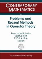 Problems and Recent Methods in...