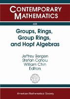 Groups, Rings, Group Rings, and Hopf...