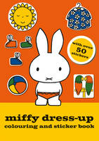 Miffy Dress-Up Colouring and Sticker...