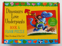 Dinosaurs Love Underpants Book and...
