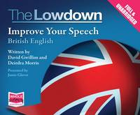The Lowdown: Improve Your Speech -...