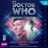 Doctor Who: Hunters from Earth...