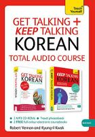 Get Talking and Keep Talking Korean...