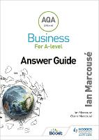 AQA Business for A Level Answer Guide
