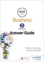 AQA Business for A Level 2 Answers