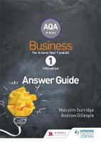 AQA Business for A Level 1 (Surridge ...