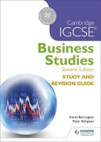 Cambridge IGCSE Business Studies ...