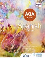 AQA A-level Spanish - Student's book