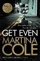 Get Even: A dark thriller of murder,...