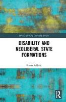 Disability and Neoliberal State...