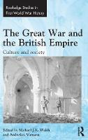 The Great War and the British Empire:...
