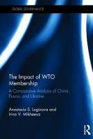 The Impact of WTO Membership: A...