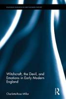 Witchcraft, the Devil, and Emotions ...