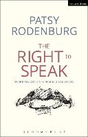 The Right to Speak: Working with the...