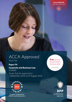 ACCA F4 Corporate and Business Law...