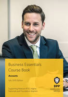 Business Essentials Accounts: Study Text