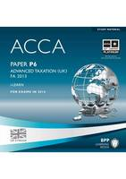ACCA P6 Advanced Taxation FA2013: iLearn