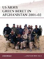 US Army Green Beret in Afghanistan...