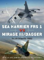 Sea Harrier FRS 1 vs Mirage...