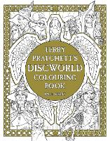 Terry Pratchett's Discworld Colouring...