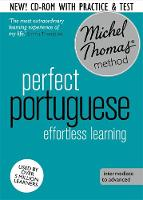 Portuguese with Michel Thomas method ...