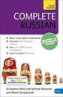 Complete Russian Beginner to Intermediate Course: (Book only) Learn to read, write, speak and understand a new language with Teach Yourself
