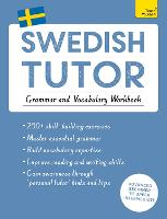 Swedish tutor: grammar & vocabulary...