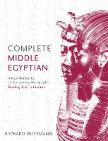Complete Middle Egyptian: A New ...