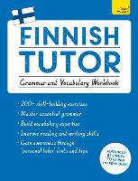 Finnish tutor: grammar & vocabulary...