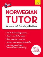 Norwegian tutor: grammar & vocabulary...