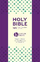 NIV Larger Print Compact Single ...