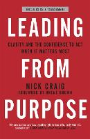 Leading from Purpose: Clarity and...