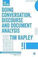 Doing Conversation, Discourse and...