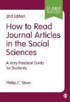 How to Read Journal Articles in the...