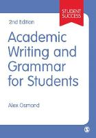 Academic Writing and Grammar for...