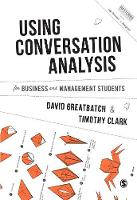 Using Conversation Analysis for...