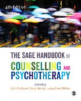 The SAGE Handbook of Counselling and...