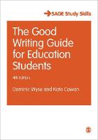 The Good Writing Guide for Education...