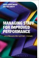 Managing Staff for Improved...