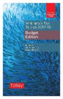 Whillans's Tax Tables: 2017-18